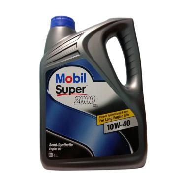 Mobil 1 Super 2000 X2 10W 40 API SN Synthetic