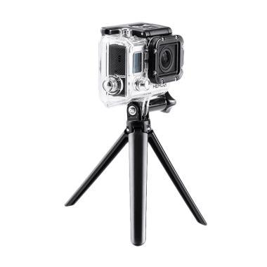 Action Cam 3 Way Grip Arm Tripod fo ... a B-PRO/Xiaomi Yi - Hitam