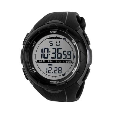 SKMEI S-Shock Digital Sport Watch J ...  DG1025 - Titanium Silver