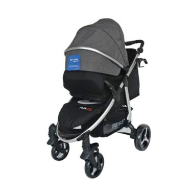 Babyelle Baby Stroller Flix RS Reve ... Kereta Dorong Bayi - Grey