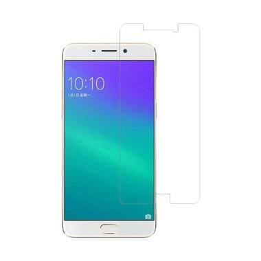 Wanky Tempered Glass Screen Protector for Oppo F1s