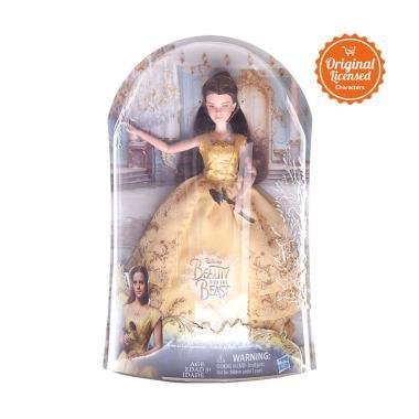Disney Princess Beauty and The Beas ...  Fashion Gown Mainan Anak