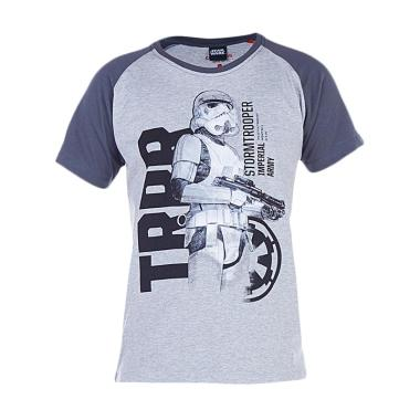 Star Wars Rogue One Imperial Army T ...  Anak Laki-Laki - Abu-Abu