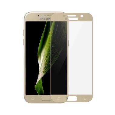 HMC Tempered Glass Screen Protector ... 710 - List Gold [3D Full]