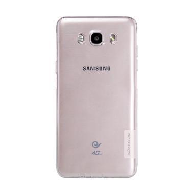 Nillkin Nature TPU Softcase Casing for Samsung Galaxy J7 2016 - Transparan