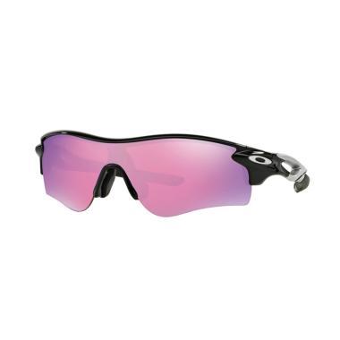 Oakley Oo9206-920625-A Radarlock Pa ... lack Prizm Golf [Size 38]