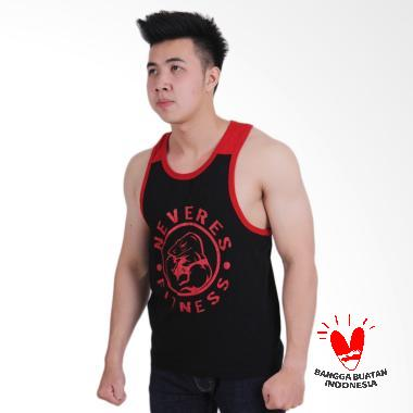 Neveres Sportswear Performance Tank ... Fitness Pria - Mix Colour