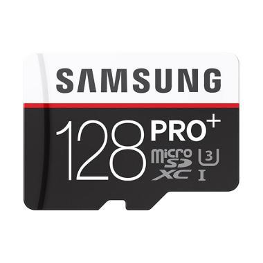Samsung U3 Micro SD Pro+ Memory Car ... b/S/ Read 90Mb/S/ 128 GB]