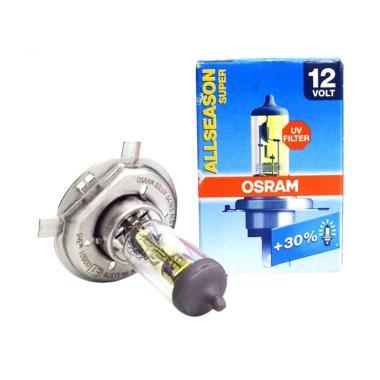 harga Osram Lampu Bohlam Depan Halogen H4 12V 60W/55W AM 64193 P43T - Allseason - Aksesoris Motor - Variasi Motor - PROMO ONLINE Blibli.com