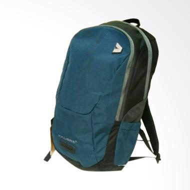 Kalibre Daypack Sekolah Ransel Laptop anda Cover Vixxfly 01 Tas Pria - Grey 910422