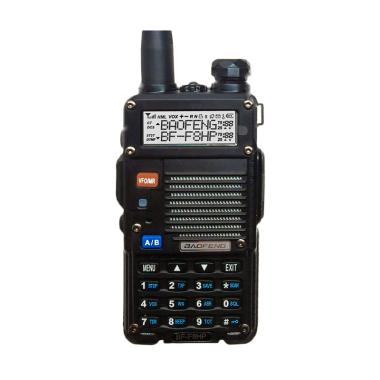 Baofeng BF-F8HP Dual Band VHF or UH ... g Portable/Two-Way Radio]