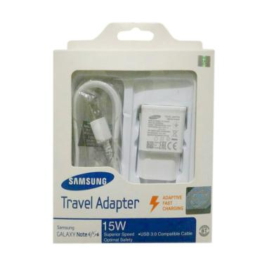Charger Samsung Note 4 or Samsung S6 [Fast Charging]
