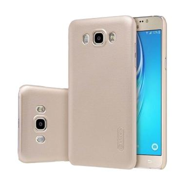 Nillkin Frosted Shield Hardcase Casing for Samsung Grand Neo Plus i9060 - Gold