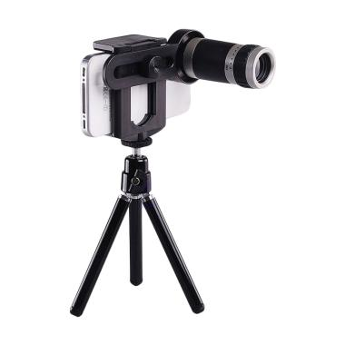 Lensa Zoom Telescope Telezoom CCC 8 ... od Lensa for Mobile Phone