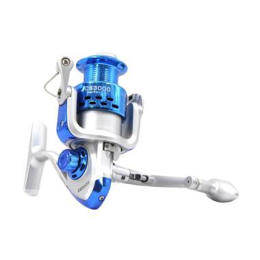 Universal Debao CS3000 Fishing Spin ... aring Reel Pancing - Blue
