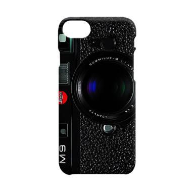 Indocustomcase Camera Leica M9 Cover Casing for Apple iPhone 7 Plus