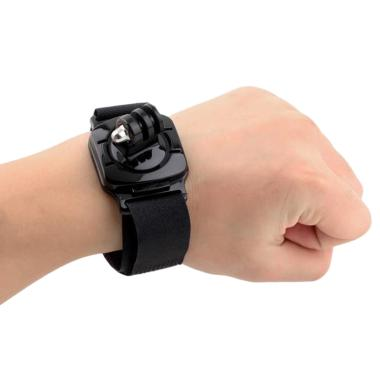 harga Cameacs Wrist Strap Mount 360 Degree with Position Lock for GoPro and Xiaomi Yi Blibli.com