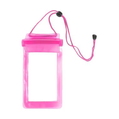 Orange Collections Waterproof Pouch for Smartphone - Pink