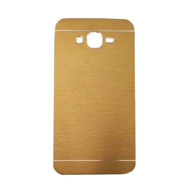 Motomo Metal Backcase Hardcase Casing For Samsung Galaxy J2 Prime Or G532M
