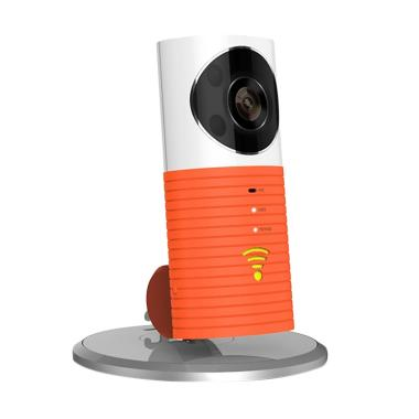 OHOME CCTV Wireless INW Clever Dog  ... t + Night Vision - Orange