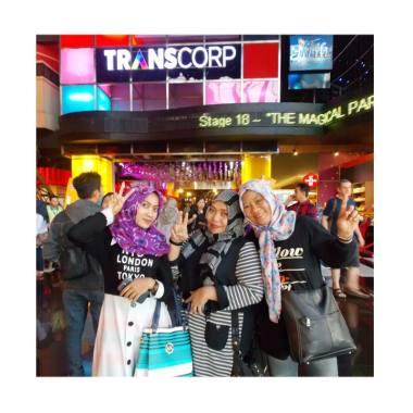 Qaisara Tour & Travel Trans Studio Bandung 3D2N Paket Wisata