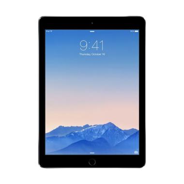 Apple New iPad 2017 128 GB Tablet - ... r/ Garansi International]
