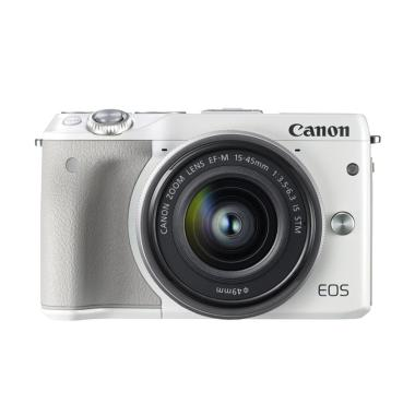 CANON EOS M3 + EF-M15-45 IS STM KIT ... 2MP/WiFi/Touchscreen LCD]