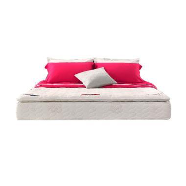 Alga Pillowtop Pure Latex Kasur Spr ... Kasur/Khusus Jabodetabek]