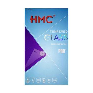 HMC Real Tempered Glass Screen Prot ...  Hitam [Full Screen/2.5D]
