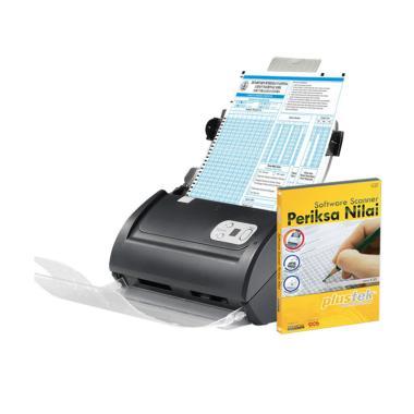 Plustek Scanner Periksa Nilai LJK PS286 Plus - 25 lbr/menit