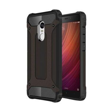 the best attitude 9cd63 afccd Spigen Transformers Xiaomi Redmi Note 4 - Black
