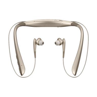 Samsung Level U Pro Active Noise Cancellation Wireless Bluetooth Headset - Gold [EO-BN920]