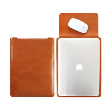 Cooltech Microfiber Laptop Sleeve f ...  and Air 13 Inch - Coklat