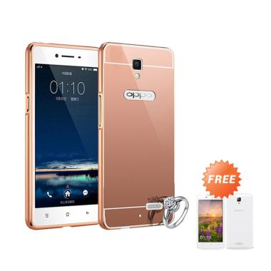 Elshadai Bumper Mirror Casing for O ... old + Free Tempered Glass
