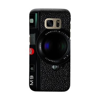 Indocustomcase Leica M9 Camera Cover Casing for Samsung Galaxy S6