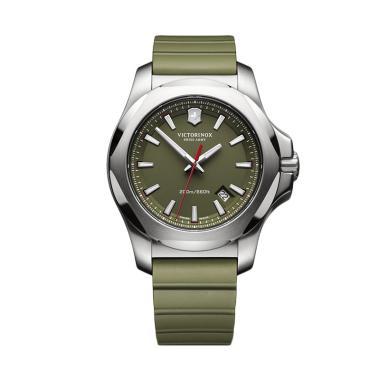 Victorinox Swiss Army I.N.O.X. Rubb ... a 241683.1 - Green Silver
