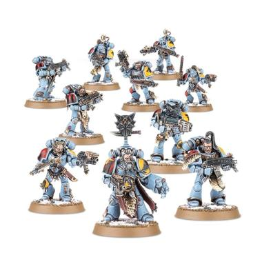 Games Workshop Space Wolves Pack Science Fiction & Fantasy Figures