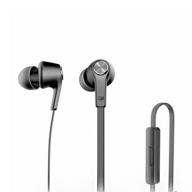 Xiaomi Original Piston 3 Youth Edition In Ear Headset - Black