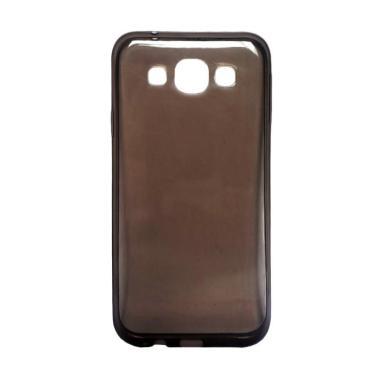 Ultrathin Transparant Softcase Casi ... nfone GO 4.5 inch - Hitam