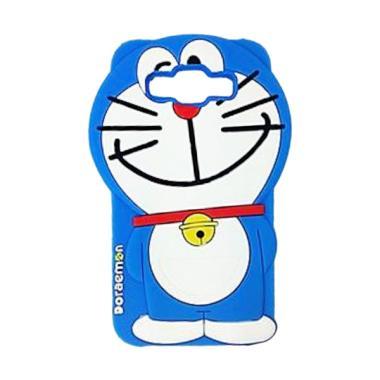 Silicon Kartun Doraemon 3D Softcase Casing For Samsung Galaxy Grand Prime G530H J2