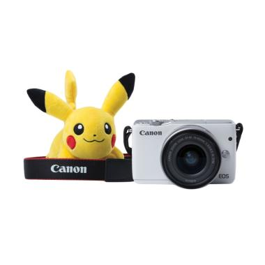 Canon EOS M10 Kit EF-M 15-45mm IS S ... e Pokemon Special Edition