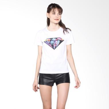 ELLIPSES INC Tumblr Tee Diamond T-Shirt Kaos Wanita ... Rp 40.000 Rp 80.000 50% OFF. (1). 1 penawaran lain ...