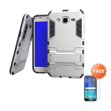 Case Samsung Galaxy Grand Prime G530 Kick Stand Series Gratis Source · Jagostu Kickstand Series Casing