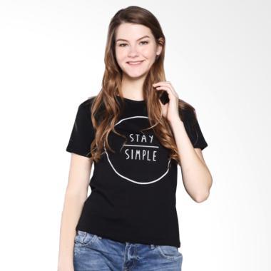 Jual Baju Cewek Lengan Pendek Size L Online - Harga Baru Termurah Juli 2019 | Blibli.com