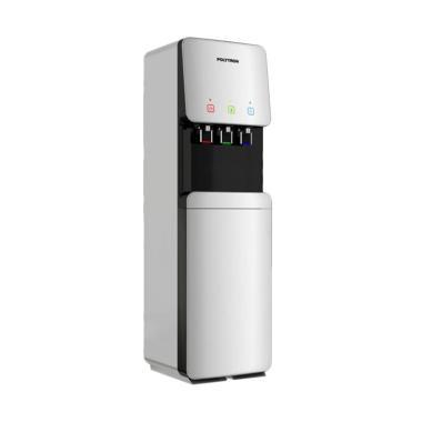 POLYTRON PWC777 Dispenser Air - hitam [Bottom Loading]