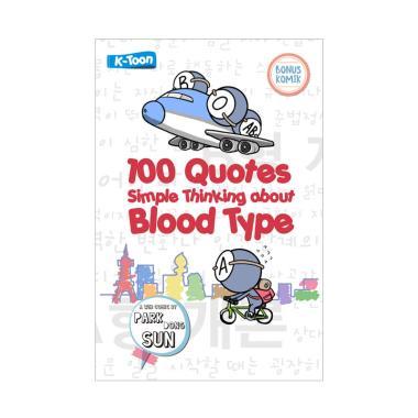 Penerbit Haru Komik 100 Quotes Simp ...  Park Dong Sun Buku Komik
