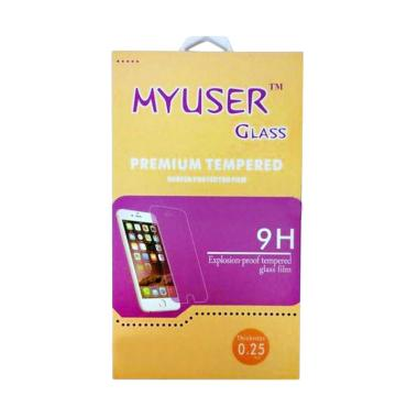 MyUser Tempered Glass Screen Protec ... ne 3 Max 5.5 Inch ZC553KL