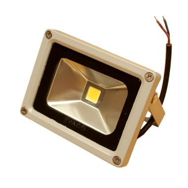 Evaco Outdoor and Indoor LED Flood  ... orot - Putih [6500K/10 W]