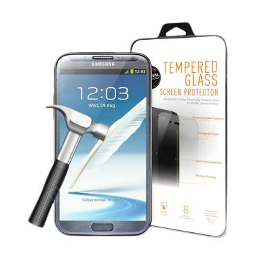VR Tempered Glass Anti Gores Kaca S ...  Inch Temper Kaca - Clear