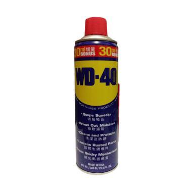 WD-40 Multi-Use Product - Cairan Pe ... guna Made in USA [412 mL]